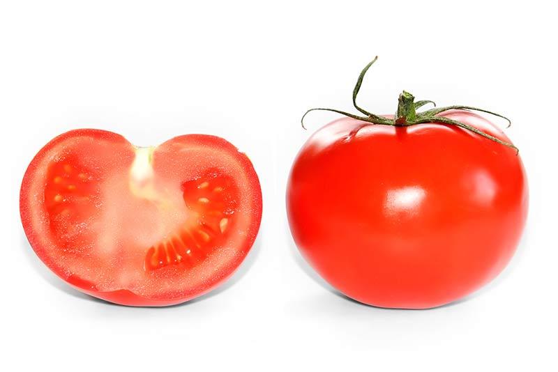 Belleza del tomate